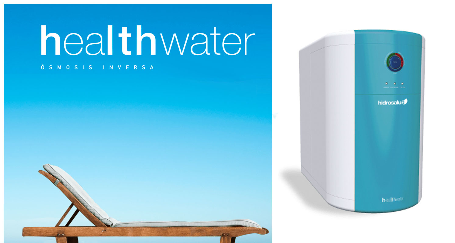 Healthwater - Osmosis Inversa Doméstica