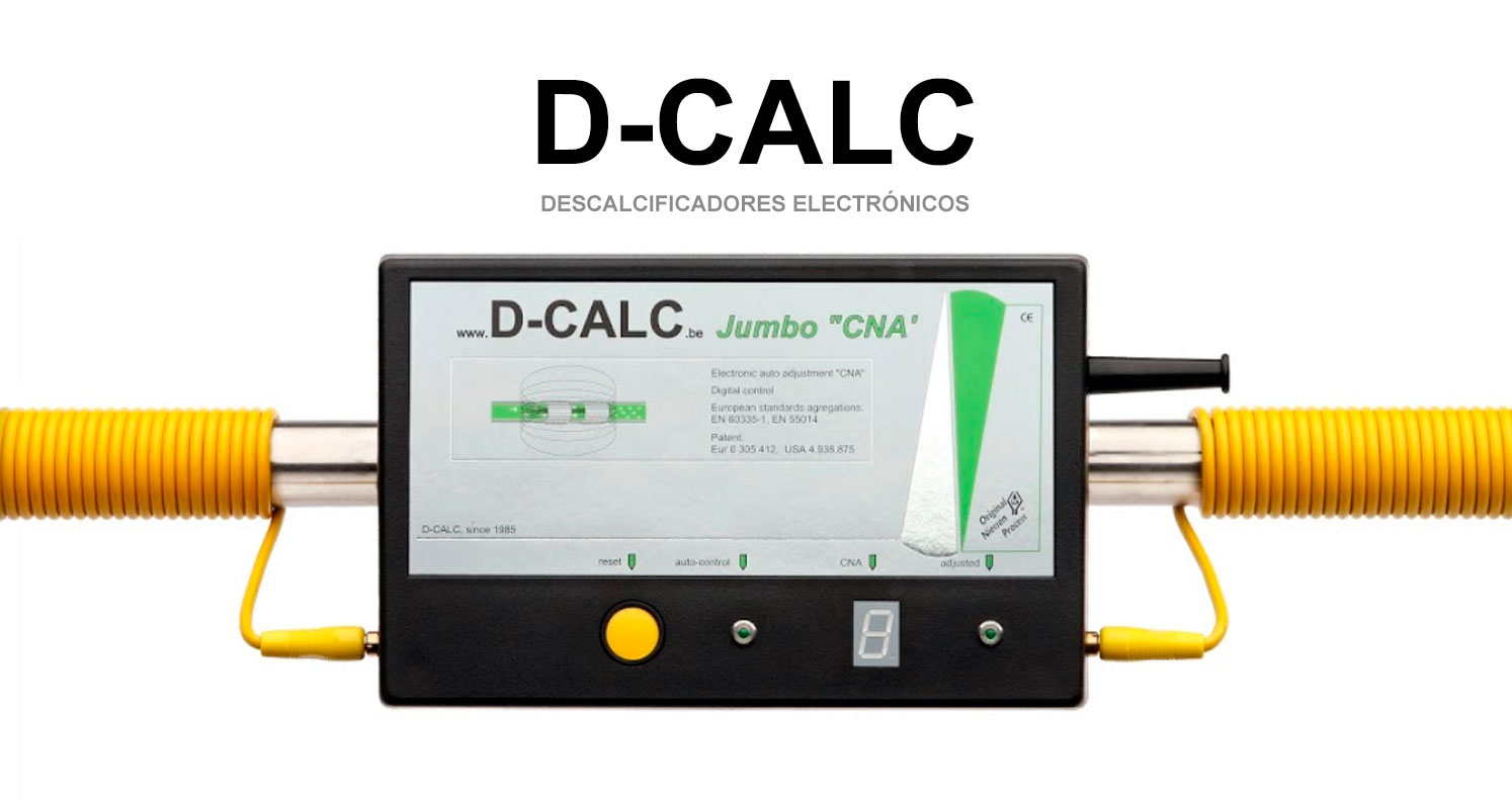 D-CALC - Desincrustadores calcareos domésticos
