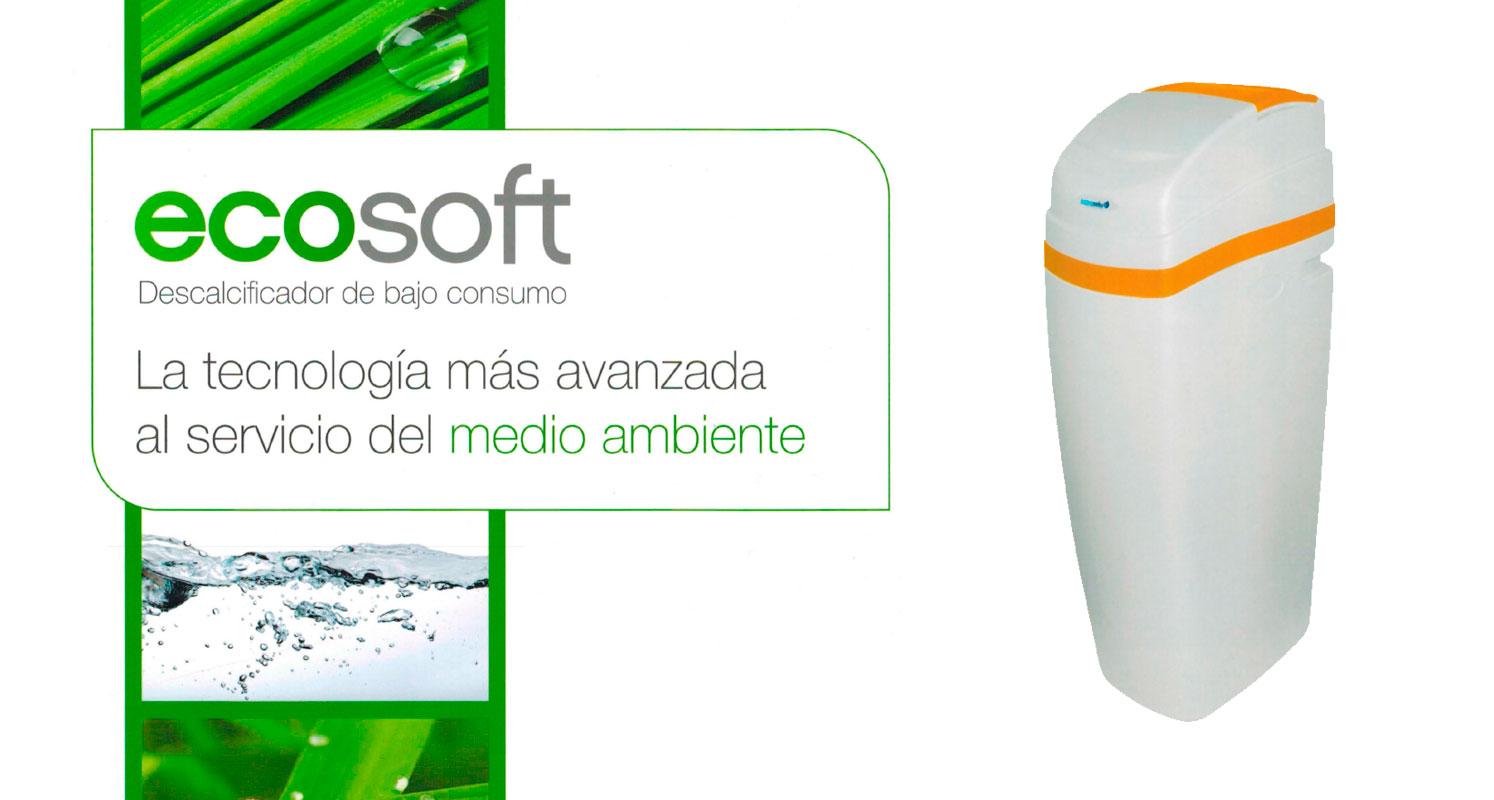 Ecosoft - Descalcificador de bajo consumo