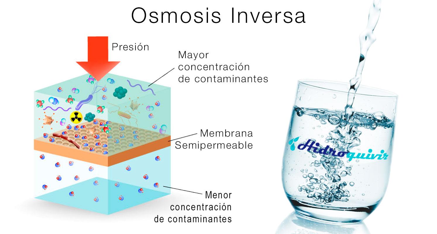 191 Qu 233 Es La Osmosis Natural Y La Osmosis Inversa Hidroquivir