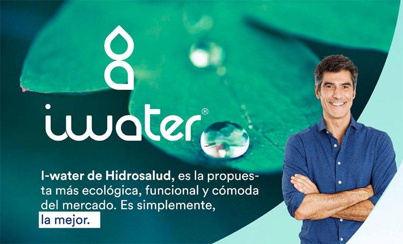 Jorge Fernández te recomienda iwater